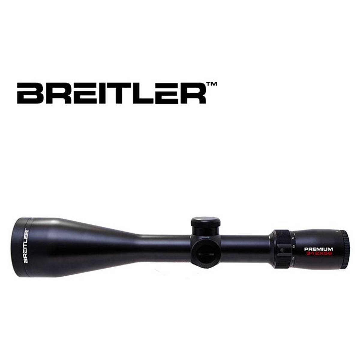 Breitler Premium P 3-12x56 L4 Red Dot