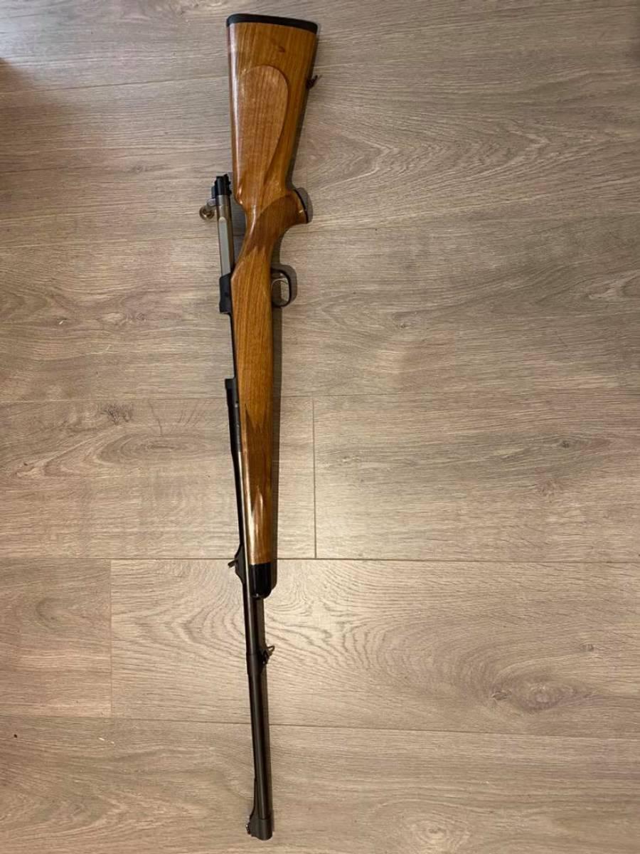 Mauser M03 Africa Grade 2 375 H&H