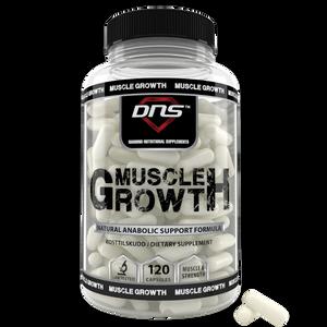 Bilde av Muscle Growth - 120 kapsler