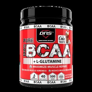 Bilde av BCAA + L-Glutamin 500 gram Cola smak