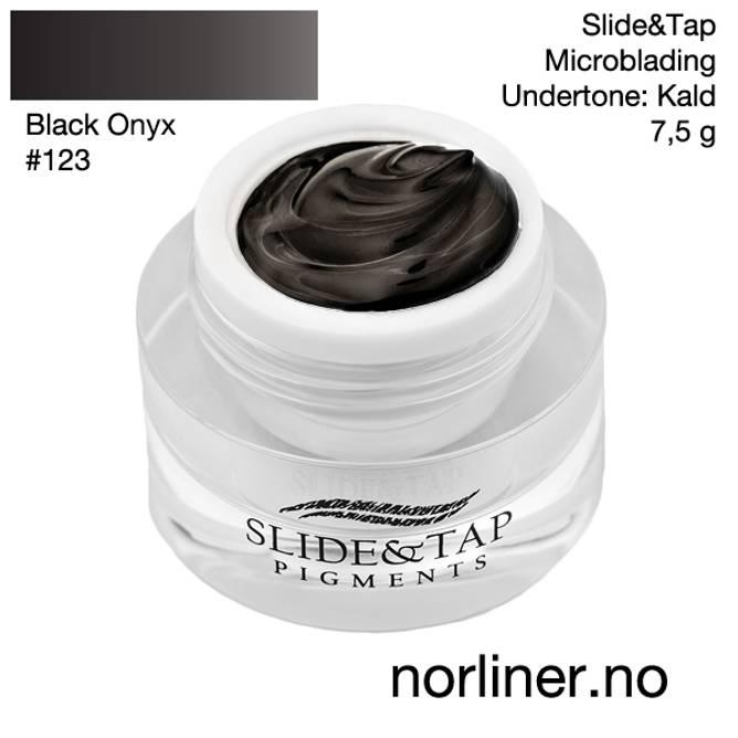 Bilde av LB-SLIDE&TAP #123 Black Onyx 7,5g