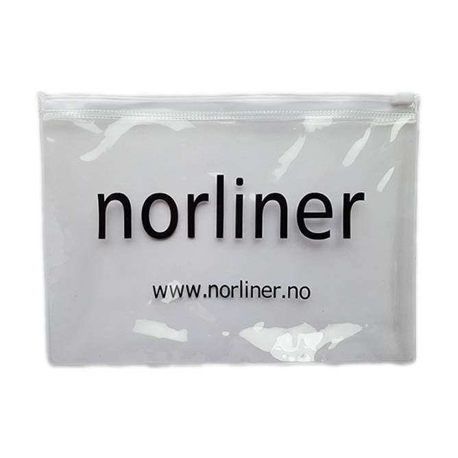 Bilde av NL-BAG Til Startpakker / Kunder (Zipper m/logo)
