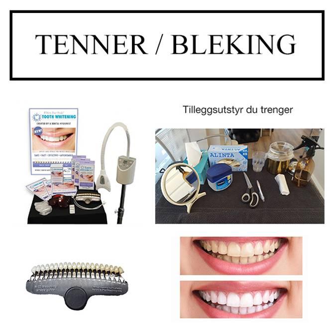 Bilde av Tenner/Bleking