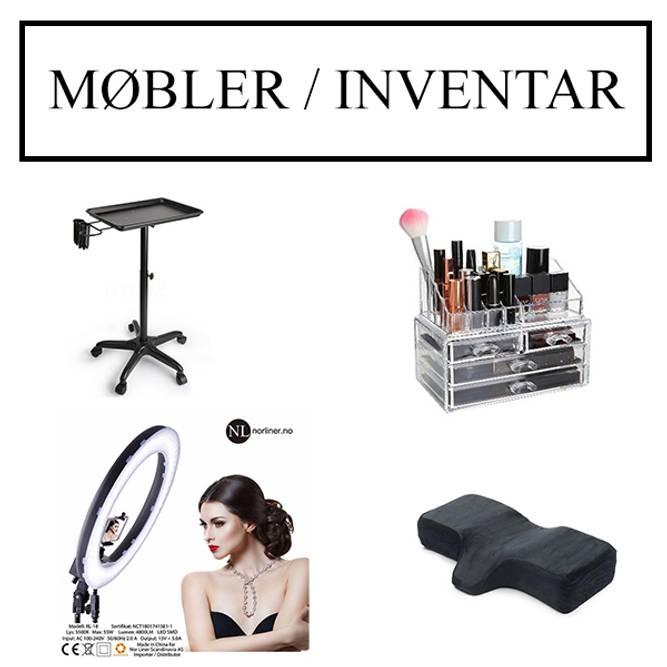 Bilde av Møbler, Inventar, Apparater