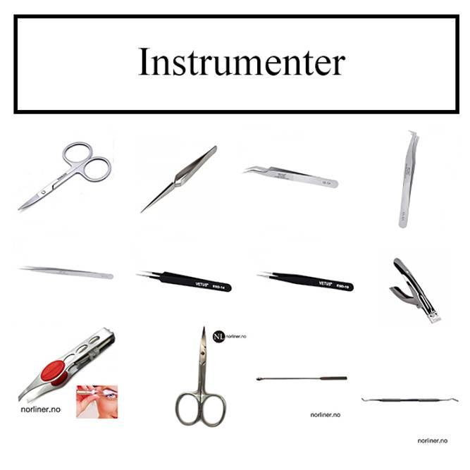 Bilde av Instrumenter