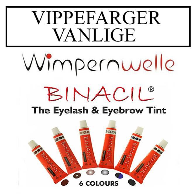 Bilde av VIPPEFARGER - VANLIGE
