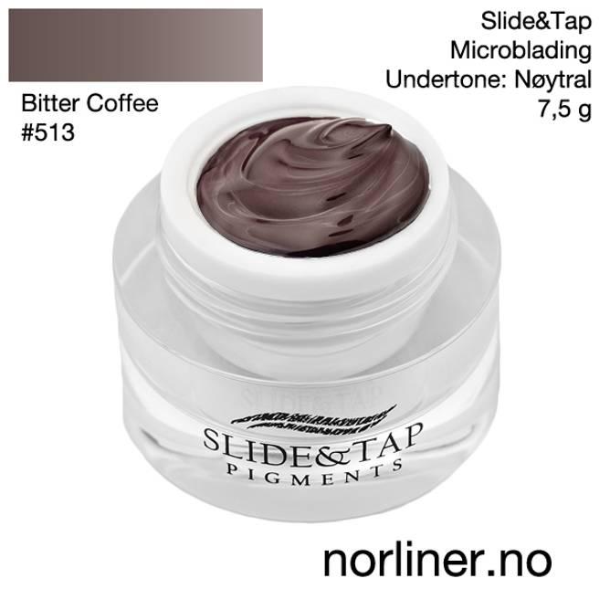 Bilde av LB-SLIDE&TAP #513 Bitter Coffee 7,5g