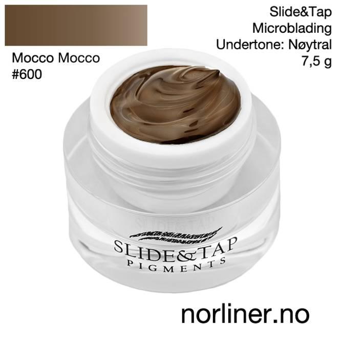 Bilde av LB-SLIDE&TAP #600 Mocco Mocco 7,5g