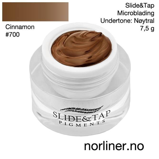 Bilde av LB-SLIDE&TAP #700 Cinnamon 7,5g