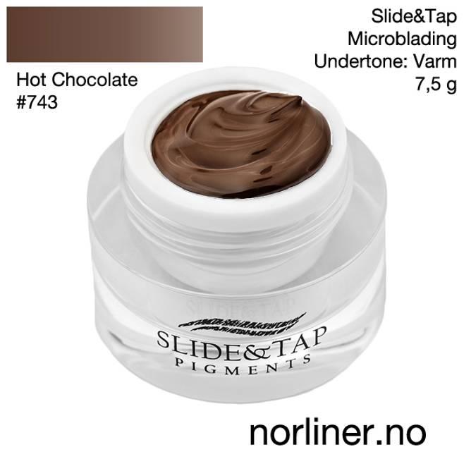 Bilde av LB-SLIDE&TAP #743 Hot Chocolate 7,5g