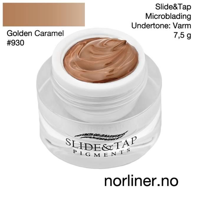 Bilde av LB-SLIDE&TAP #930 Golden Caramel 7,5g