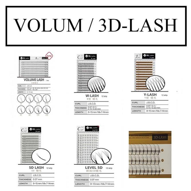 Bilde av VOLUM/3D LASH