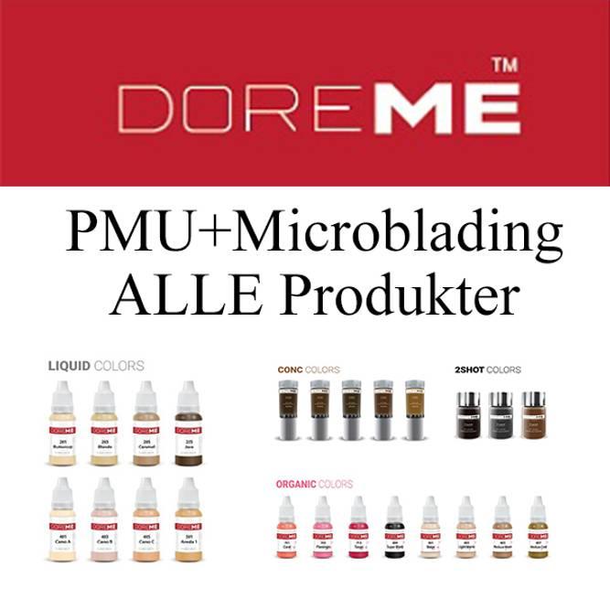 Bilde av DOREME PMU+Microbl. ALLE Produkt