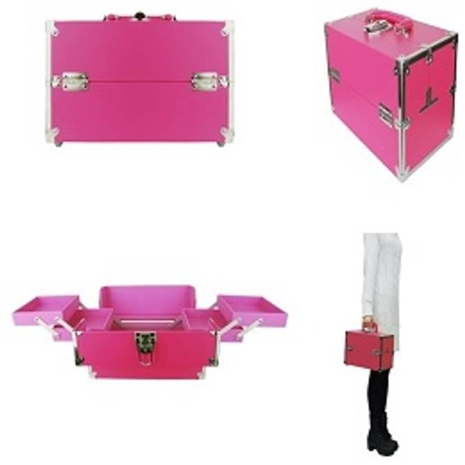 Bilde av BL-BEAUTY CASE Pink Hot