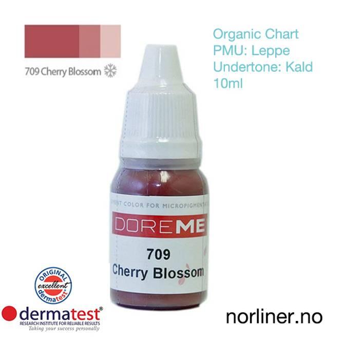 Bilde av MT-DOREME #709 Cherry Blossom PMU Leppe [Organic