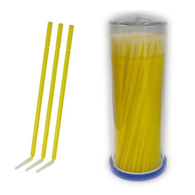 Bilde av NL-Micro Brush 1,5mm Lang tupp Bøyelig - Boks