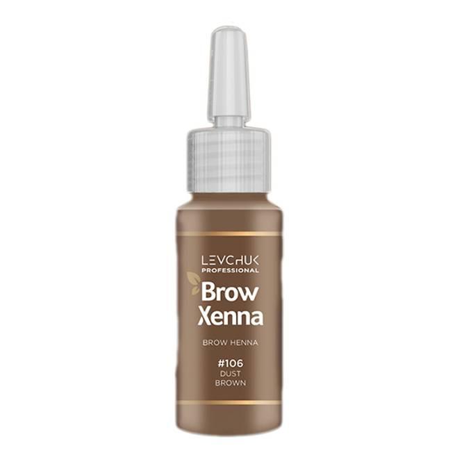 Bilde av LB-BH BROW XENNA Brown #106 Dust brown 10ml