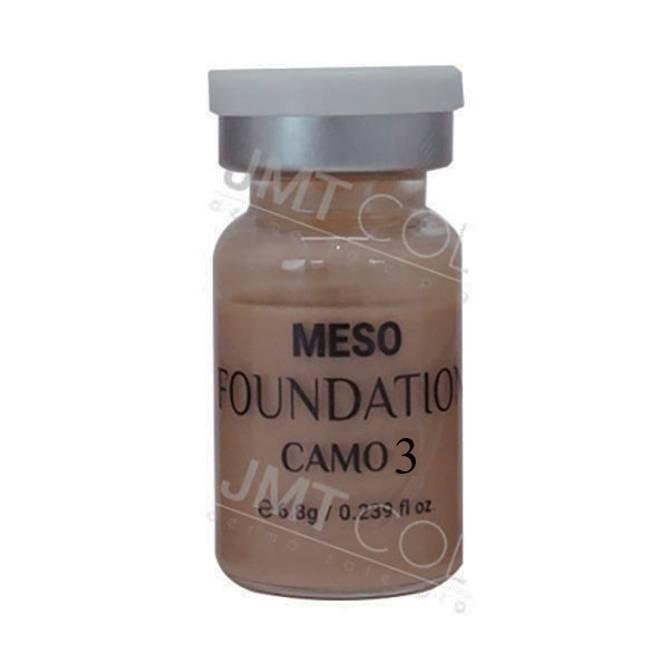 Bilde av MT-MTS-FOUNDATION Physiolab CAMO3 Darker Skin