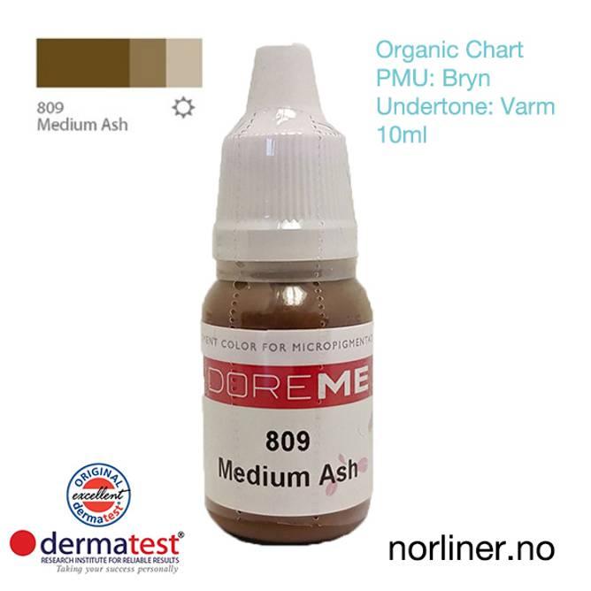 Bilde av MT-DOREME #809 Medium Ash PMU Bryn [Organic