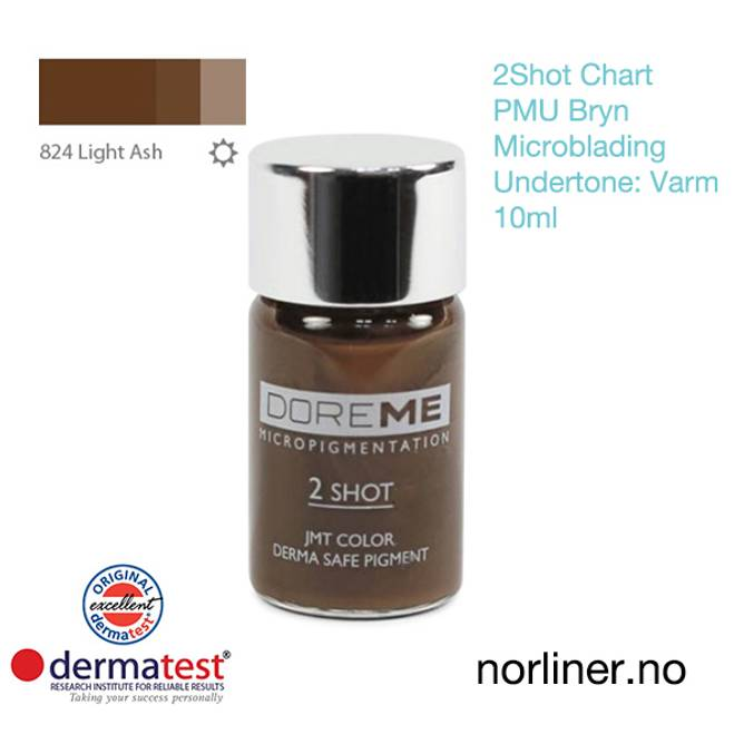 Bilde av MT-DOREME #824 Light Ash PMU Bryn & Microbl.
