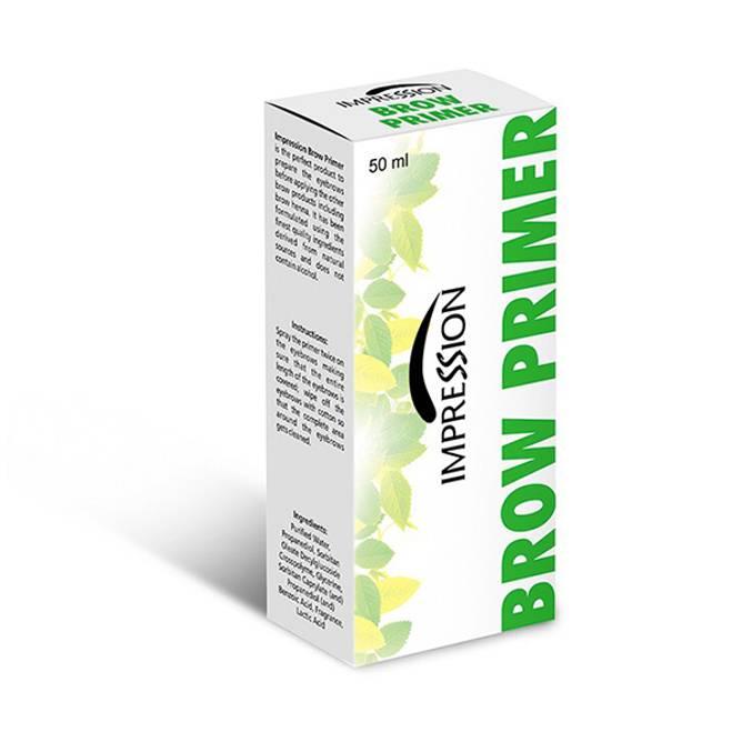 Bilde av NL-IMPRESSION BROW HENNA Primer 50ml