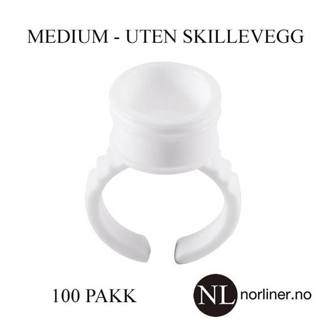 Bilde av CT-LIM/FARGE - RING Usteril Enkammer MEDIUM 100