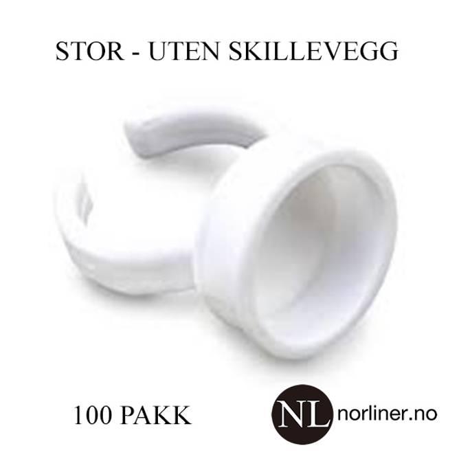 Bilde av CT-LIM/FARGE - RING Usteril Enkammer STOR 100