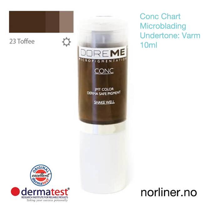 Bilde av MT-DOREME #23 Toffee til Microblading [Conc