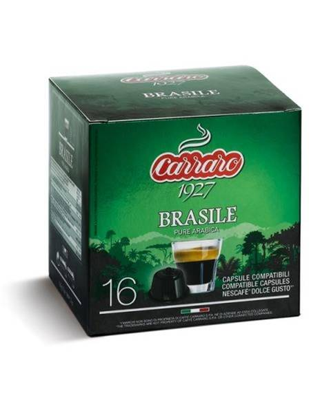 Bilde av Dolce Gusto 16 kapsler Brasile
