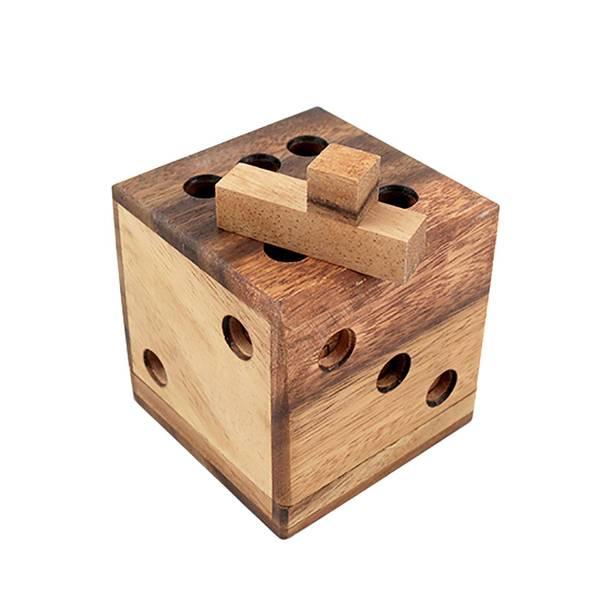 Bilde av 3D kube Y IQ-nøtt