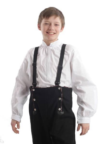 Bilde av Skjorte til festdrakt barn