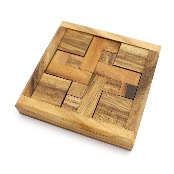 Bilde av 4Z puzzle IQ-nøtt