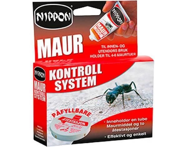 Bilde av Nippon maurkontrollsystem