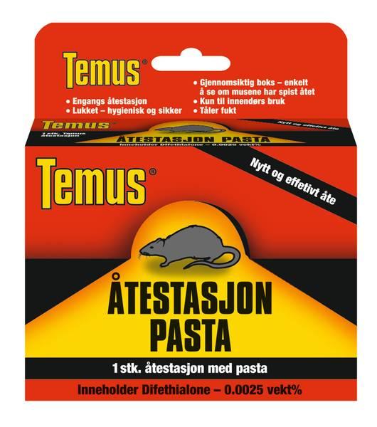 Bilde av Temus Åtestasjon Pasta for mus 50 g