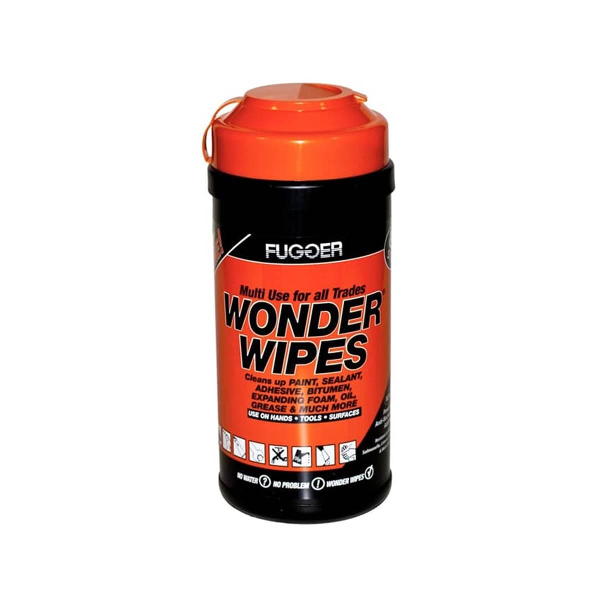 WonderWipes Våtservietter 80 stk.