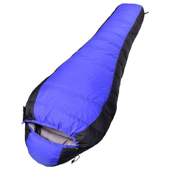 Bilde av Blå sovepose for temperatur ned til -20