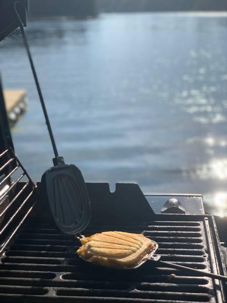 Bilde av Toastjern støpejern