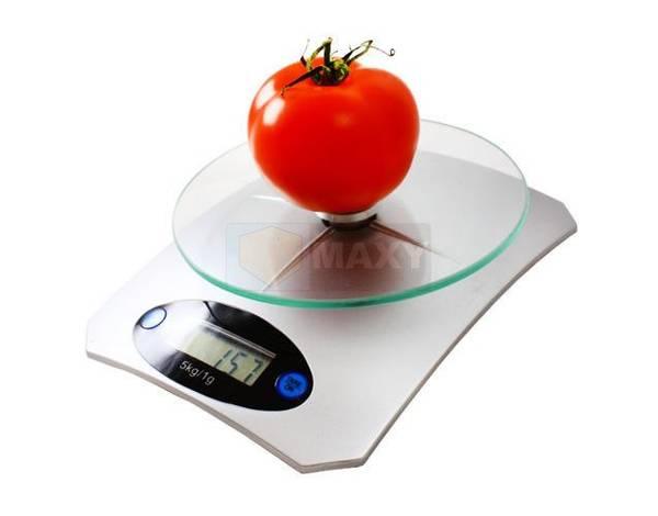 Bilde av Elektrisk kjøkkenvekt - Opptil 5 kg