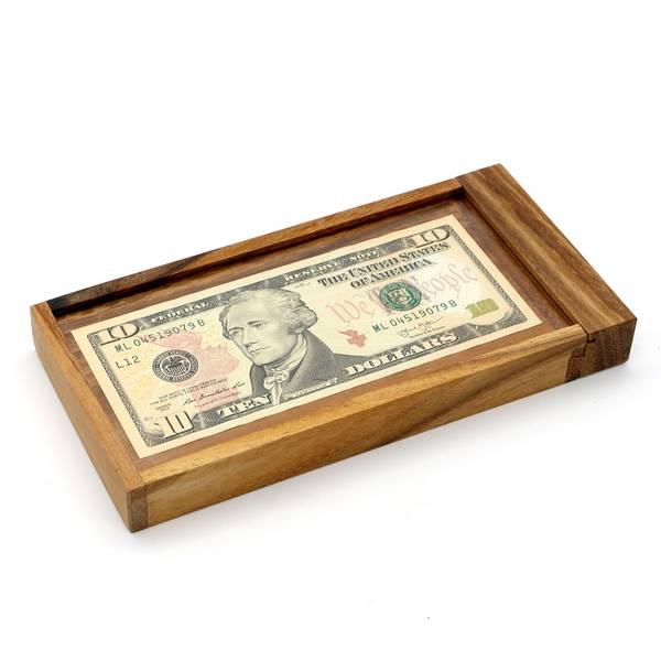 Bilde av Money puzzle IQ-nøtt