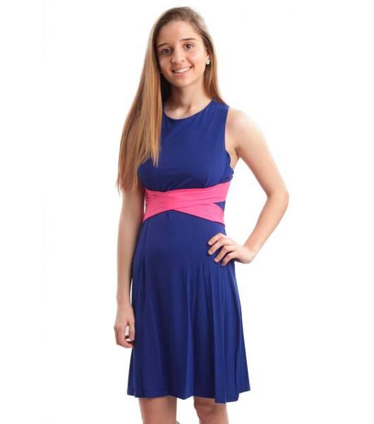 Bilde av Sommerkjole Z-dress - Blå  m Cerisse