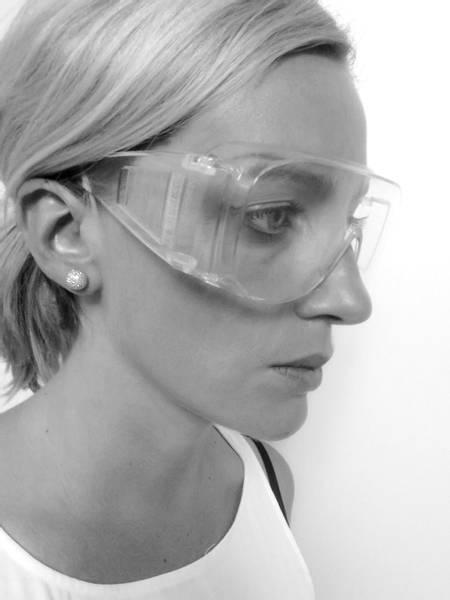 Bilde av Beskyttelsesbriller VISOR DPI