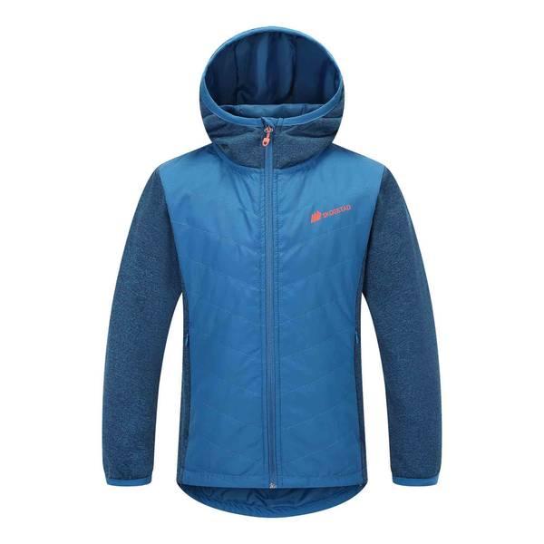 Bilde av Nea hybrid jakke til jente - Blue sapphire