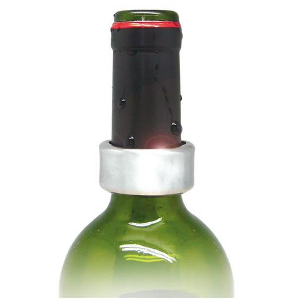 Bilde av 2 pk Dråpefanger for vinflasker