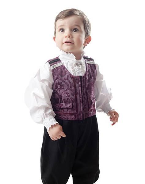 Bilde av Brygga festdrakt til baby