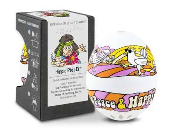 Bilde av Beep Egg Hippie - Syngende Eggeklokke