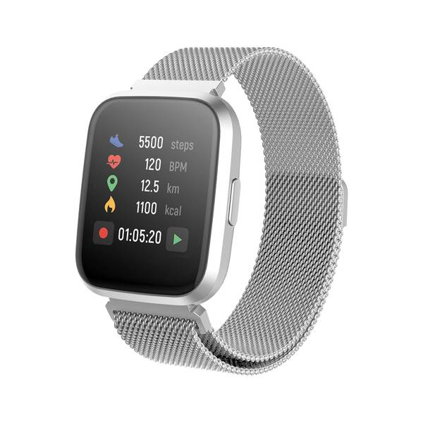 Bilde av Smartwatch Forever ForeVigo 2 SW-310 silver