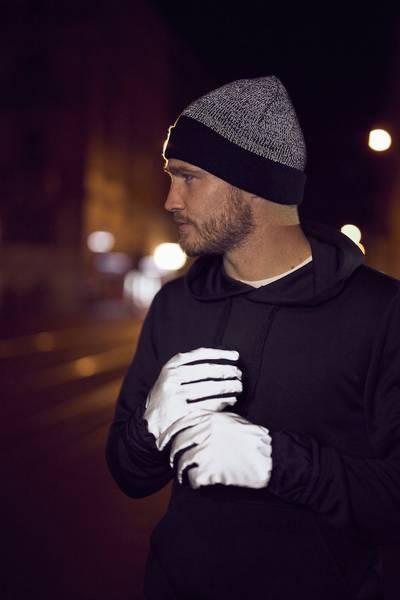 Bilde av Reflekterende hansker - Lett vattert