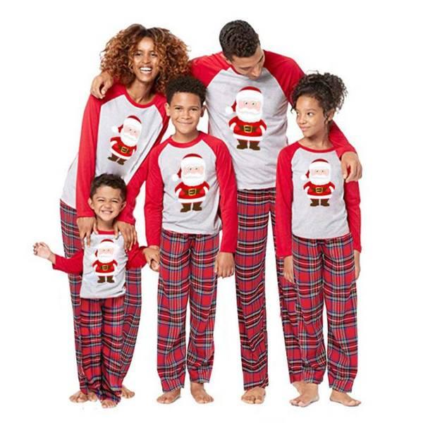 Bilde av Julepyjamas dame - Match hele familien