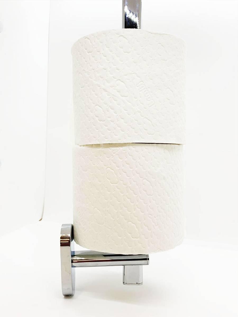 Reserverullholder for toalettpapir