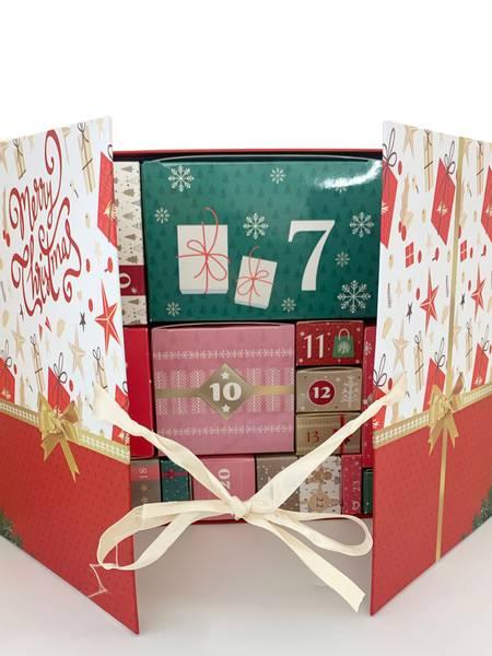 Bilde av Julekalender til dame med 24 gaver